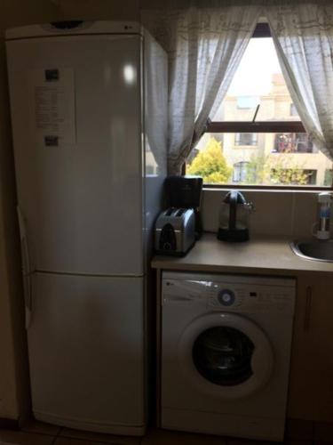 Fridge & Washing machine