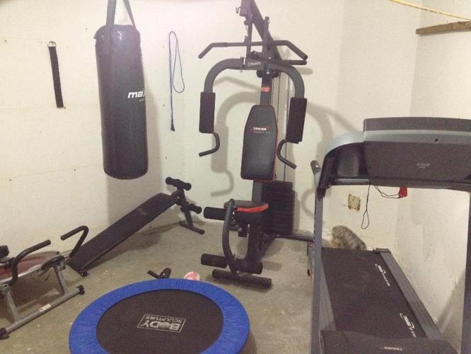 Full Gym Set for Sale