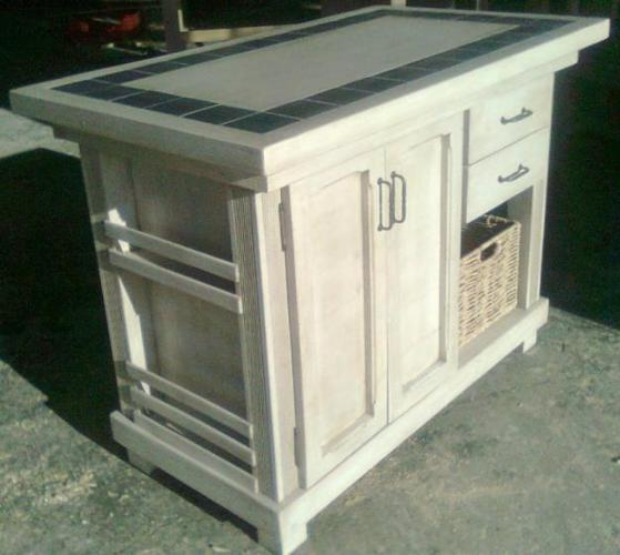 Furniture kitchen islands for sale in cape town western for Kitchen island cape town