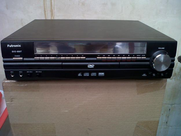 Furonic DVD and Amplifier 2