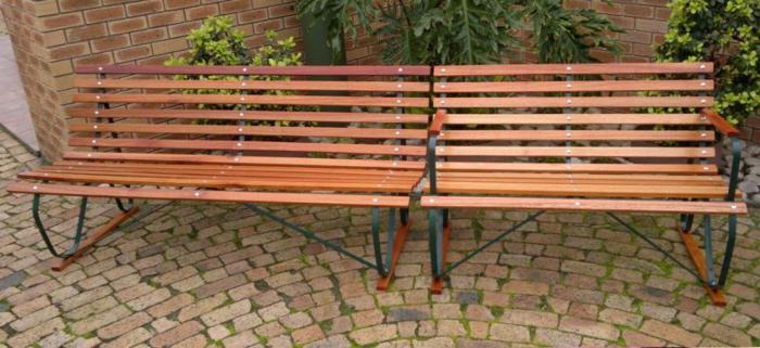 Super Garden Bench For Sale In Kraaifontein Western Cape Bralicious Painted Fabric Chair Ideas Braliciousco