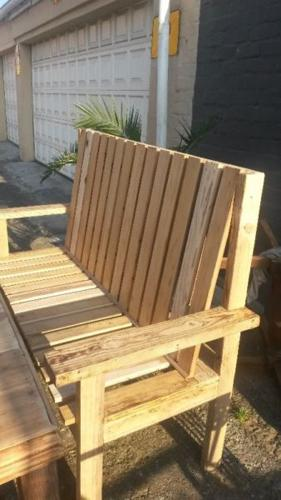 Swell Garden Bench For Sale Brand New 081 725 2950 R 999 For Sale Bralicious Painted Fabric Chair Ideas Braliciousco