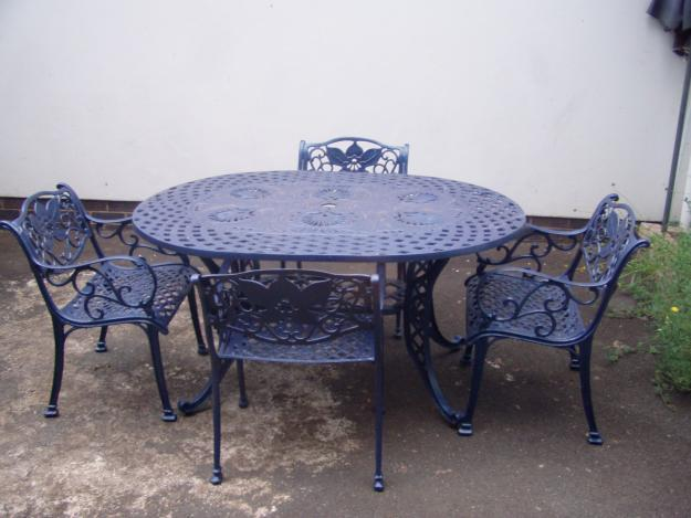 Garden Table And Chairs For Sale In Durban KwaZulu Natal Classified SouthA