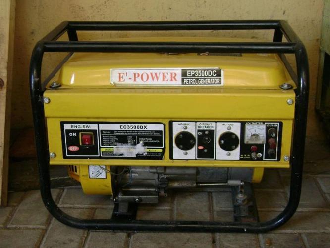 Generator Petrol 2.5kw For Sale