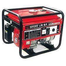 Generator repairs, services & supply