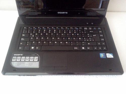 Gigabytes laptop core i5