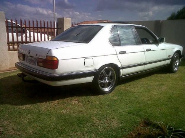 GIVE AWAY BARGAIN! 1994 BMW 740iL