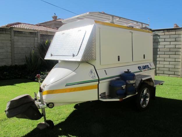 Perfect 450 Roadster  South Africa39s Most Luxurious Caravan
