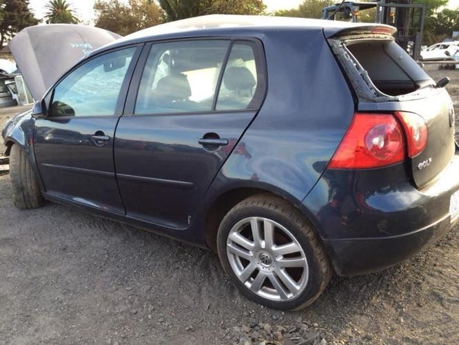 Top Five Golf 5 Gti Stripping For Spares - Circus