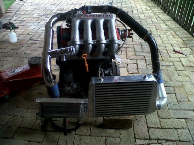 GOLF GTI 2.5L 16V ENGINE FOR SALE