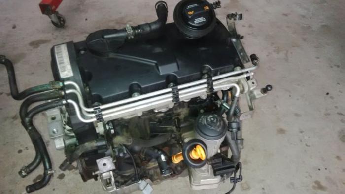 Golf / Jetta 5 - BXE 1.9 TDi engine - 135 000km