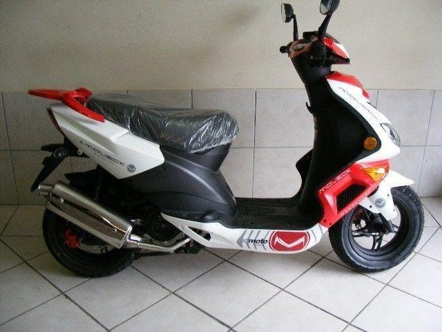 GOMOTO MOVECK 150cc - CHEAP TO MAINTAIN!