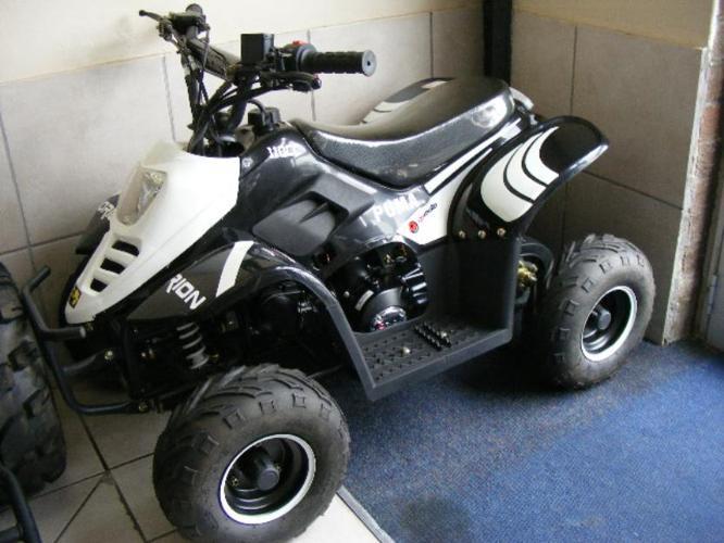 Gomoto Puma 110 ATV