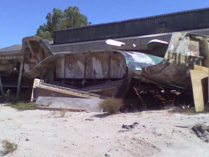 GOOD DEAL!! CATAMARAN BOAT MOULDS FOR SALE - R75 000