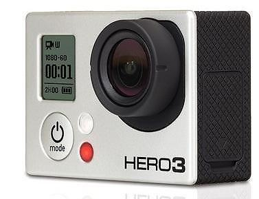 GoPro HERO3 Black Edition.Model number: CHDHX-301 with