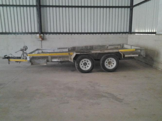 GOUDINI TRAILER FOR CARS DOUBLE AXLE for Sale in Wellington