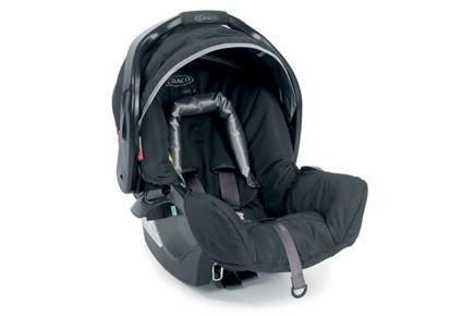 Graco Mirage Plus Pushchair with car seat and base
