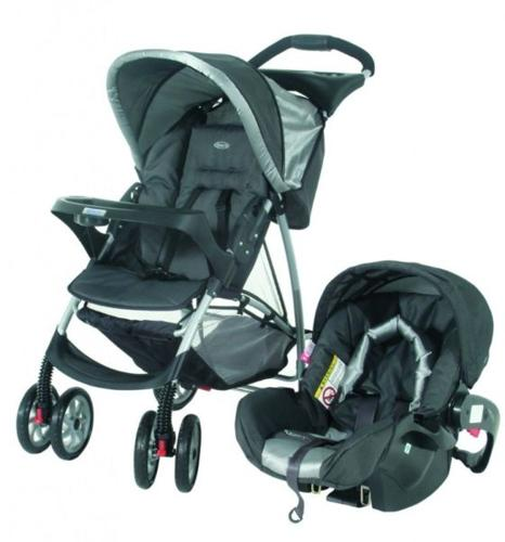 Graco Mirage Plus Travel System