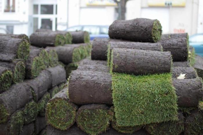 GRASS FACTORY OFFERING BEST PRICE ON LANDSCAPING ,