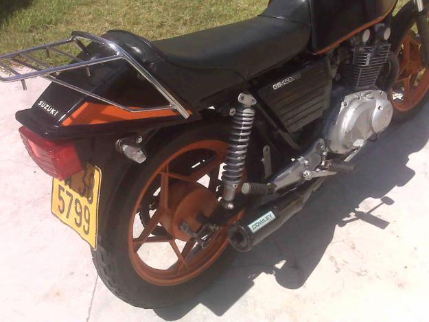 Great GS 450 Suzuki for sale
