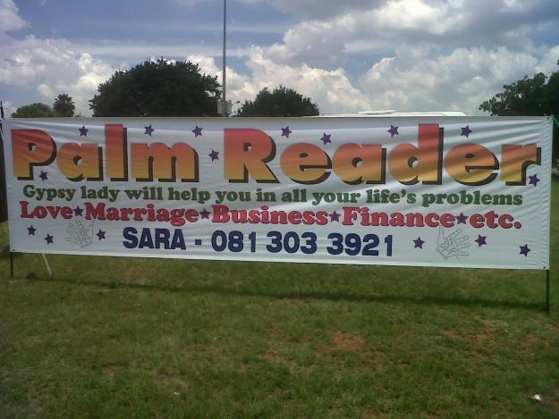 GYPSY PALM Reader and Fortune teller)) She will help you in Alberton