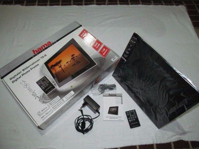 """Hama 15"""" Digital Photo Frame"""