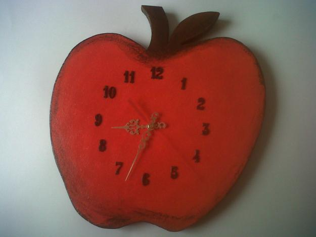 Handcrafted Wall Clocks for Babies & Kids