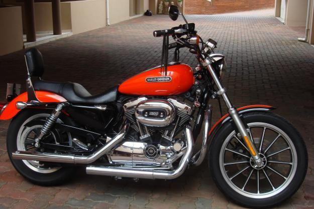 Harley Davidson 1200 Sportster Low