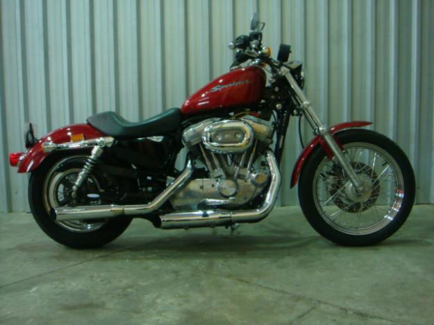 Harley Davidson Sportster 883 Low