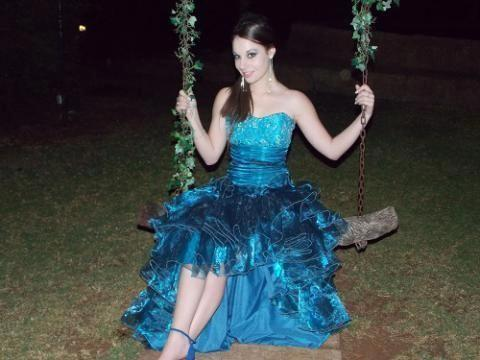 Have your Matric dance dress made.