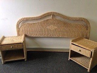 Headboard With Sidetables For Sale In Cape Town Western