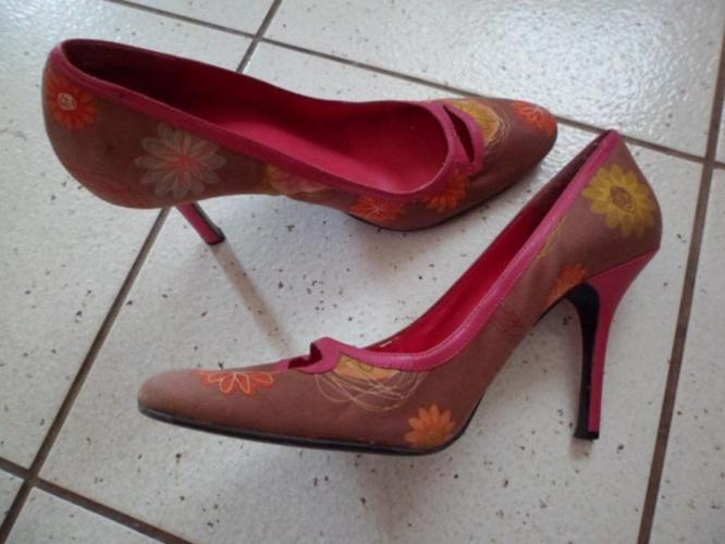 High Hill Shoes