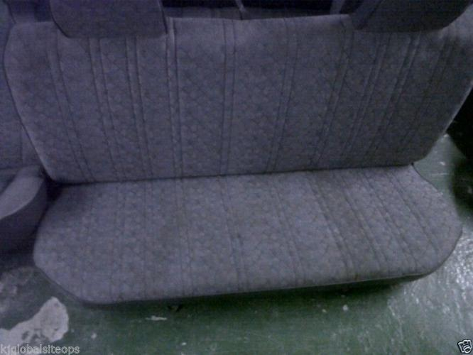 Wondrous Hilux Bench Seats R500 For Sale In Krugersdorp Gauteng Gmtry Best Dining Table And Chair Ideas Images Gmtryco