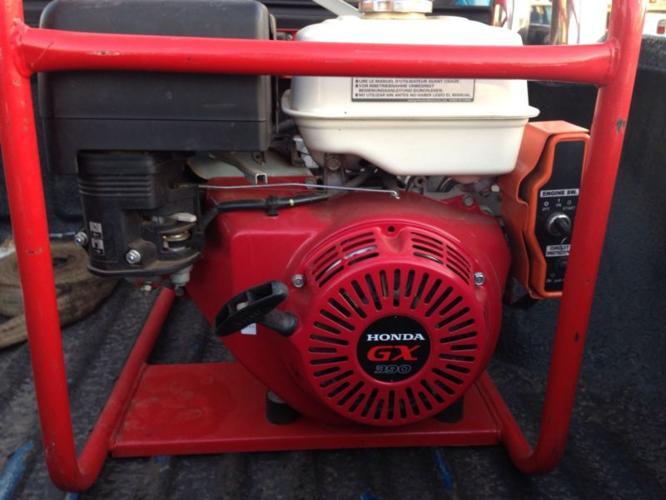 Honda 6 Kva Generator