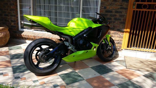 Honda cbr600rr for sale for Sale in Benoni, Gauteng