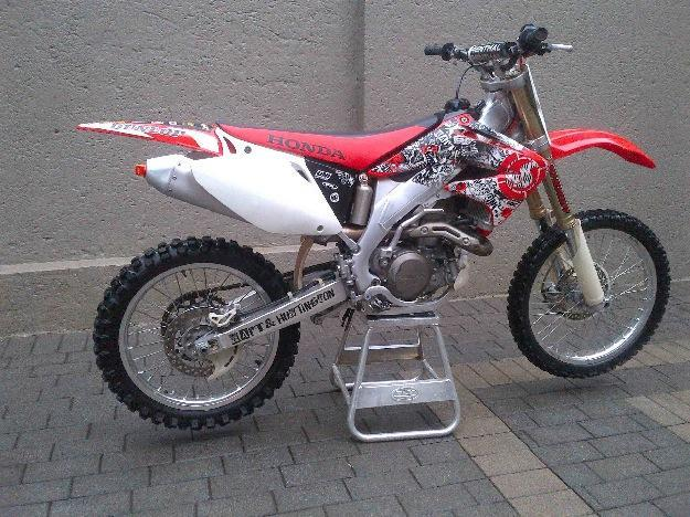 honda crf 450 r for sale in johannesburg gauteng classified. Black Bedroom Furniture Sets. Home Design Ideas