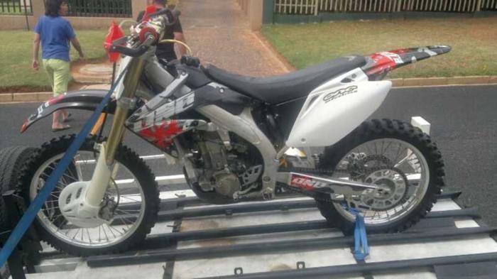 Honda crf 450r in Pretoria, Gauteng for sale