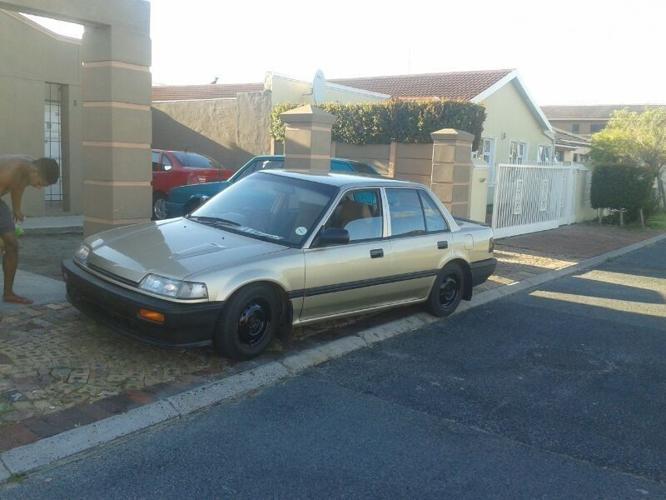 Honda DOHC 160i for sale/swop