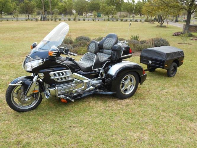 Honda Gold Wing Trike