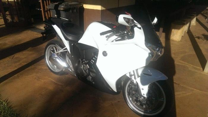 Honda VFR 1200 FD for sale 2011
