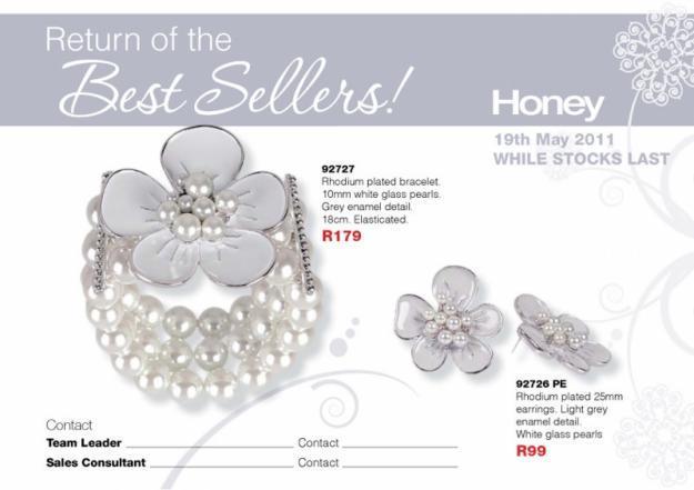 Honey Jewelry