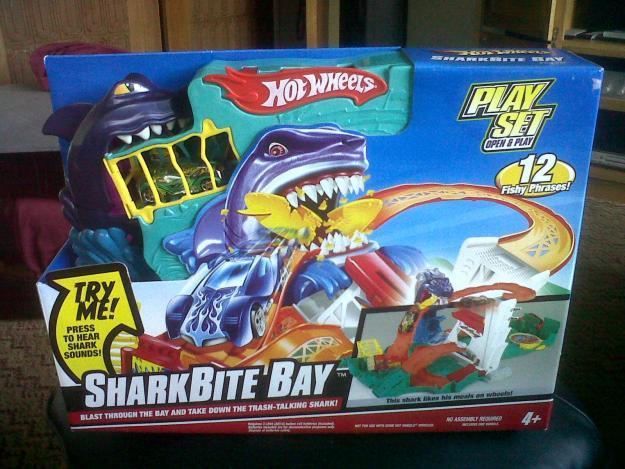 sharkbite bay game