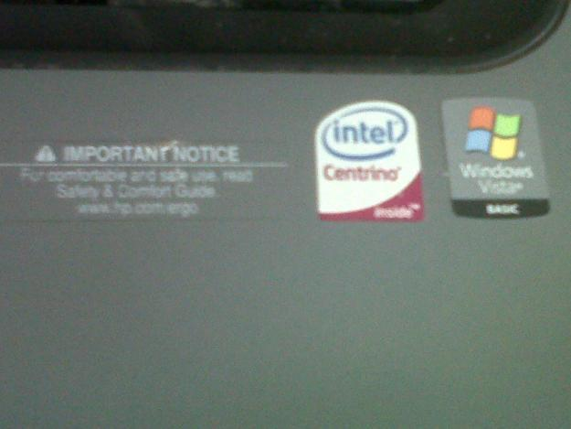 HP 530 Laptop For Sale