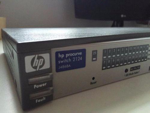HP ProCurve Switch 24 port