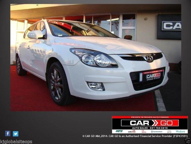 Hyundai i30 1.6 GLS - Year 2011