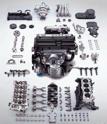 Hyundai Korean Motor Spare Part For Sale In Pretoria
