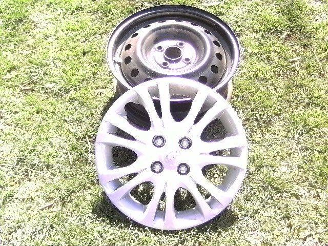 Hyundia rims and covers for sale