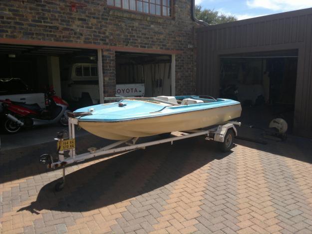 Impala mc2 perfect project boat