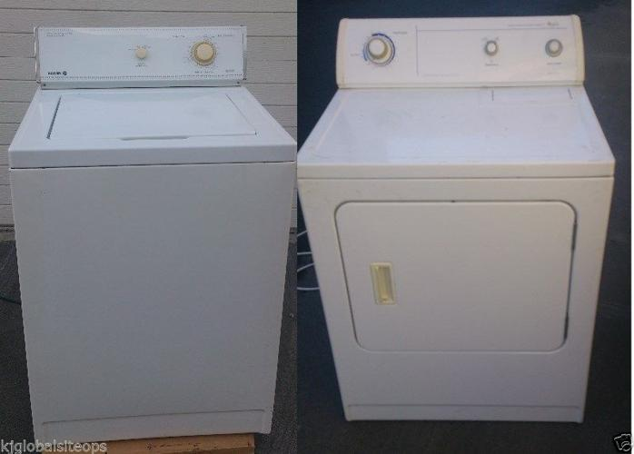 Industrial Hoover Washing Machine Amp Whirlpool Tumble Dryer