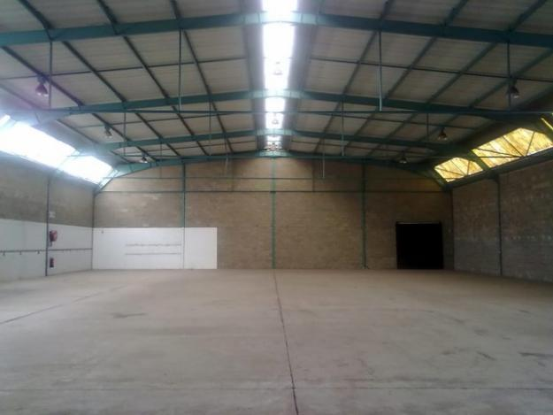 Industrial Warehouse & Factory Units